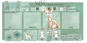 WSC | Cottontail  [wip] by Bay-fire
