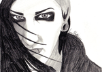 Chris Motionless by Eclipsefangirl1