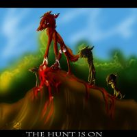 The Hunt is On by Xe55i5