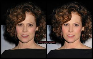 Sigourney Weaver by eternalmoon87