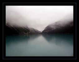 Shrouded Lake by CaroleLee