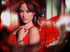 Olivia Wilde Wallpaper by Seia5018
