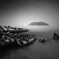 sleep island by arayo