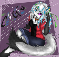 Cygis Cat - (Shaded Full color Comish) by Ira-WratH