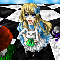 Alice by LillaAnnan