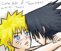 Desperation - SasuNaru by CalmHillOfTreasures