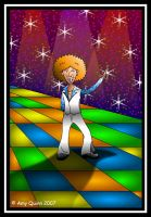 Disco Chuck by KemicalReaxion