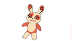 Spinda! (Animated) by kristaia