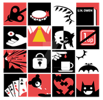 Flandre Pictogram by void-contains-all