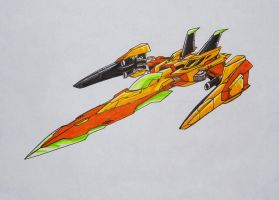 SEEKERS TEAM request: SUNSTORM alt mode by kishiaku