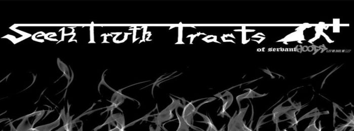 Seek Truth Tracts logo by SeekTruthTracts