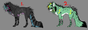 Scene adoptables 1 CLOSED. by Adoptablemaker