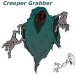 Creeper Grabber by Raybucho