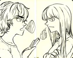 Another quarrel by kya-san