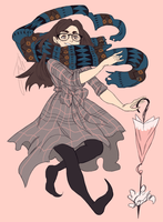 OC: WITCHSONA by Jullika