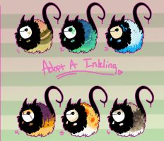 Adopt A Inkling by SinCommonStitches