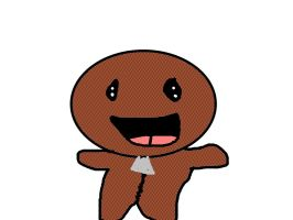 MINI SACKBOY by ijaz43