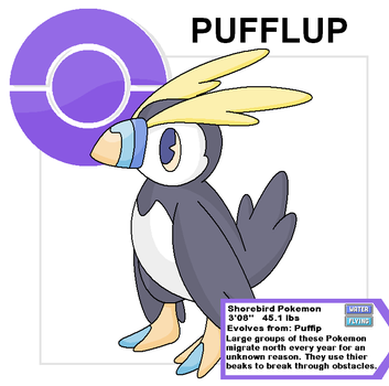 pufflup by Cerulebell