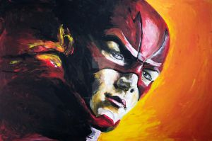 The Flash by buntUNDkreativ