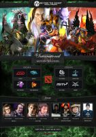 Beyond the Summit - TI3 Eastern Qualifiers by goldenhearted