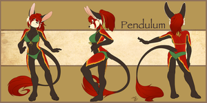 Pendulum Reference Sheet by TygurStar