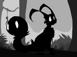 The world we live in by Silhouett3s