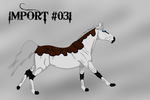 Import 31 :: Vipera Mutation by GoldCrownStables