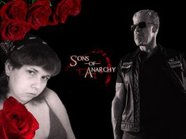 Sons of Anarchy Fanfiction Cover by KawaiiXeno