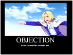OBJECTION by L337M4573RM1R4ND4