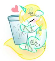 Pepper Mint: COMMISSION by GeekPony