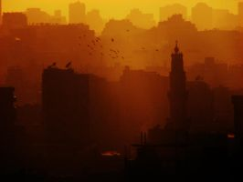 warm cairo by bassemhany