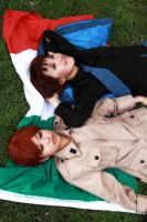 Italy Brothers - 3 by midoriP