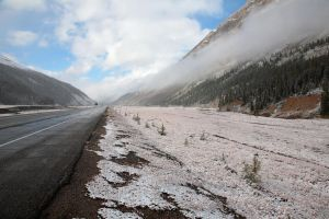 Canada - Icefields Parkway II by puppeteerHH