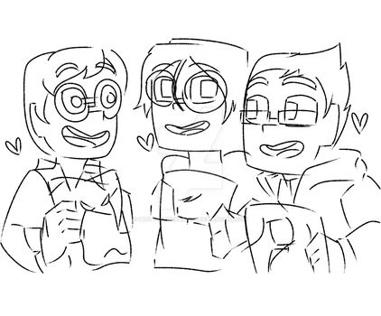 Your Favorite Nerds (WIP) by PrettyXTheXArtist