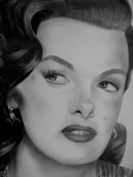 Jane Russell by thecrow1299