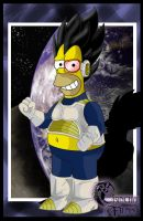 Saiya Homero by Grincha