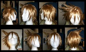 Roxas Wig 2 by eclipsedsoul