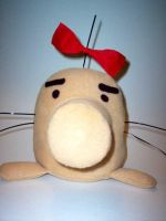 Mr Saturn Plushie by smtemp
