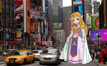 Ages and Seasons Zelda in Modern Times by Tommypezmaster