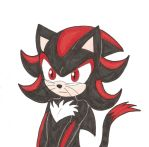 Shadow the Ultimate Kitty Cat by GothNebula