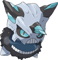 Mega Glalie by TheAngryAron