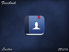 Facebook for iPhone 4 by JDL16