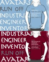 Korrasami Endgame Couple Shirts by Butterflier00