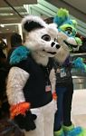Evo and Jax (?) at MWFF 2014 by nursal1060