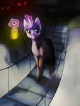 The way through World of Discord by ninetail-fox