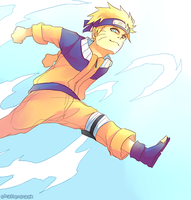 The Tale of Uzumaki Naruto by shattercrack