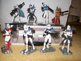 All the arc troopers by blackout17