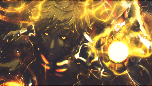 Genos by Shino-Akai