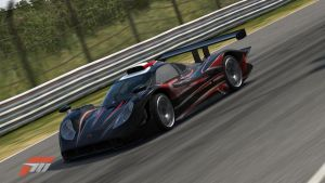 Darius the Garchomp's 911 GT1 by Hellkiller777