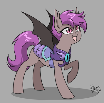Commission - Teasel by Valkyrie-Girl